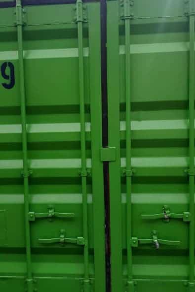 Containertüre